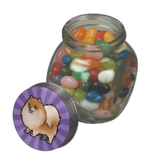 Design Your Own Pet Jelly Belly Candy Jar