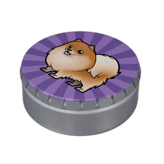 Design Your Own Pet Jelly Belly Candy Tins