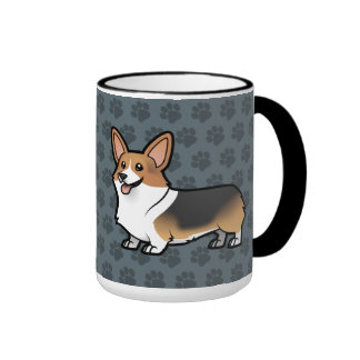 Design Your Own Pet Ringer Mug