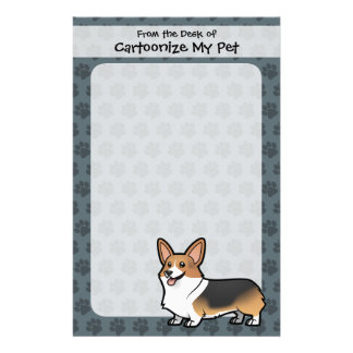Design Your Own Pet Stationery