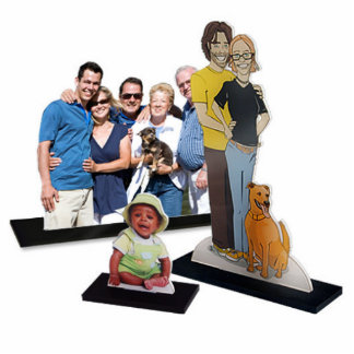 Design Your Own Photo Sculpture