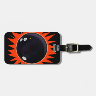 Design Your Own - Red Luggage Tag