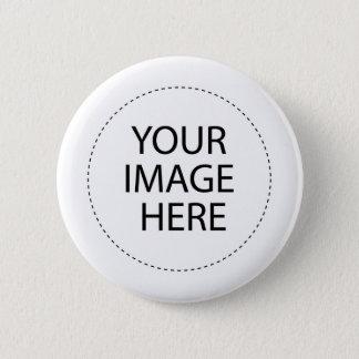 Design Your Own Stuff! 6 Cm Round Badge
