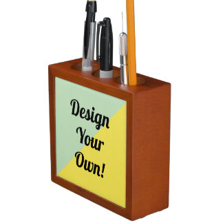Design Your Personalise Gift Desk Organisers