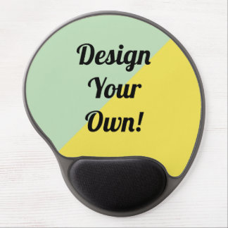Design Your Personalise Gift Gel Mouse Pad