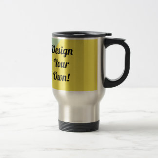 Design Your Personalise Gift Stainless Steel Travel Mug