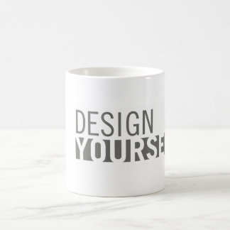 Design Yourself Mug