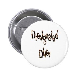 Designated Driver Pins