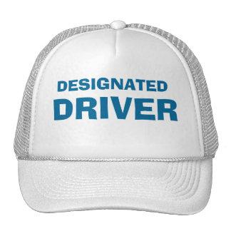 DESIGNATED DRIVER - CAP By eZZazzleMan