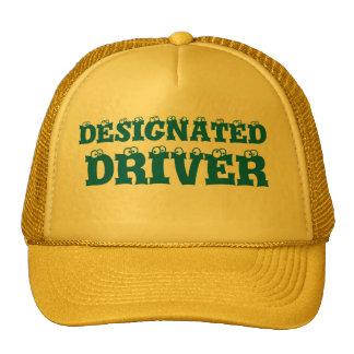 DESIGNATED DRIVER - CAP By eZZazzleMan Hats