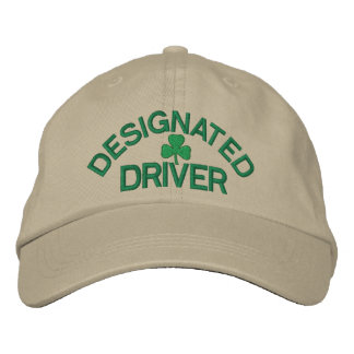 Designated Driver Cap by SRF Embroidered Cap