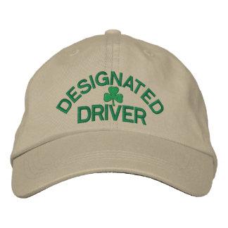 Designated Driver Cap by SRF Embroidered Cap