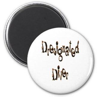 Designated Driver Refrigerator Magnet