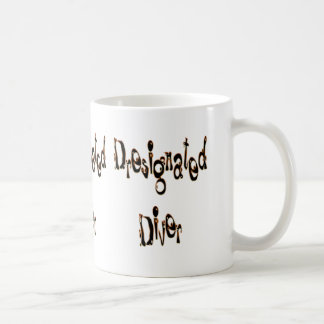 Designated Driver Coffee Mugs