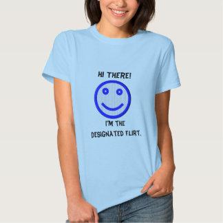 Designated Flirt Tees