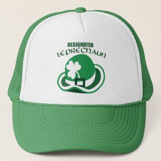 Designated Leprechaun Trucker Hat