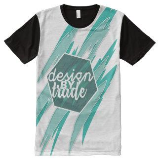 DesignByTrade Palms All-Over Print T-Shirt