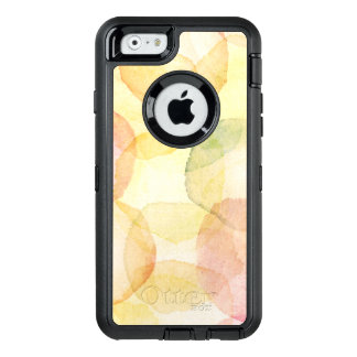 Designed abstract background with watercolor OtterBox iPhone 6/6s case