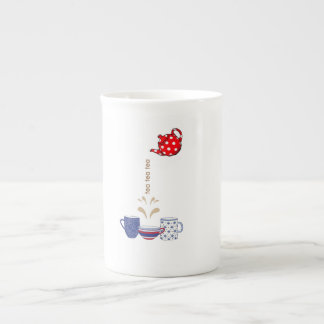 designed Bone China Mug