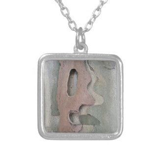designed by nature silver plated necklace