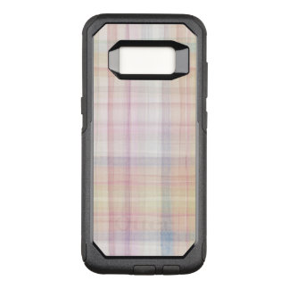 Designed watercolor art background, texture OtterBox commuter samsung galaxy s8 case