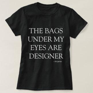 designer bags tee
