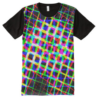 Designer Bright Shapes Shirt
