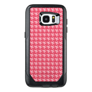 Designer-Fabric's-Coral-Rose-Apple-Samsung-Cases OtterBox Samsung Galaxy S7 Edge Case