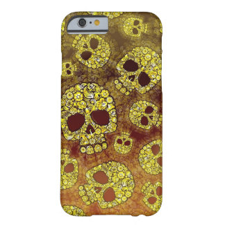 Designer Fashion Skulls iPhone 6 case Barely There iPhone 6 Case