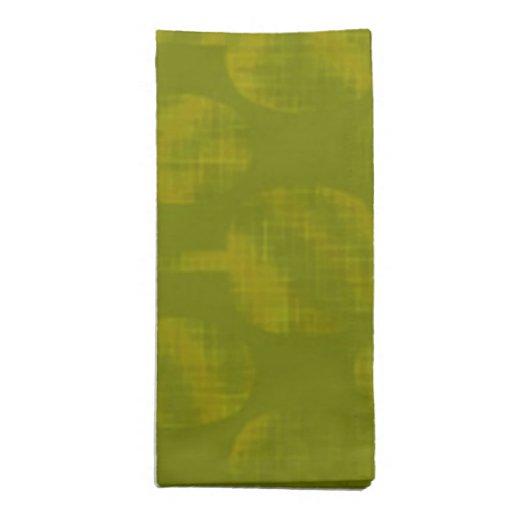 Designer Green American MoJo Napkin