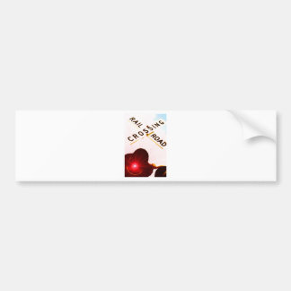 Designer Greeting Card Bumper Sticker