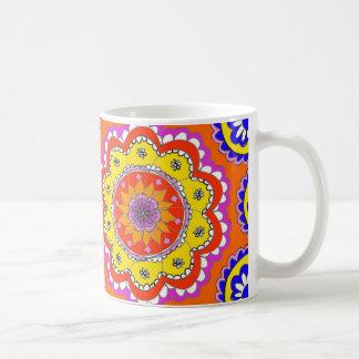 Designer Handmade Mandala Mug