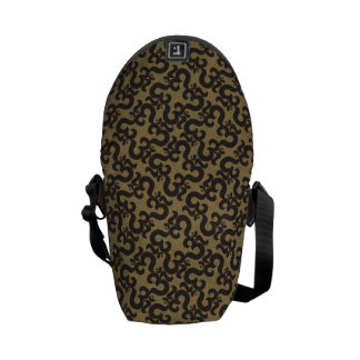 "Designer ""Houndstooth"" pattern OM Bag by OmThat Commuter Bags"
