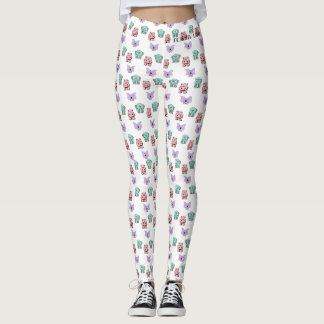 DESIGNER LABEL BABY ANIMALS   LADIES LEGGING