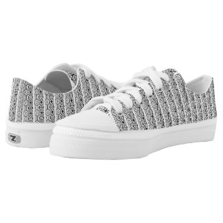 Designer Material Low Tops