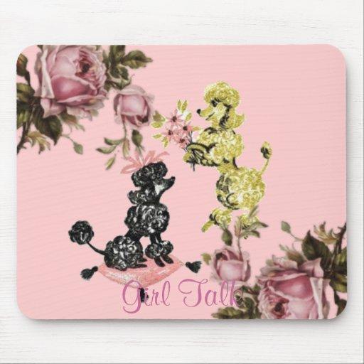 Designer Poodle Mouse Pad