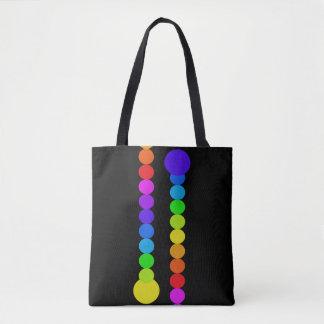 Designer PRIDE LGBT Diversity Rainbow Totes