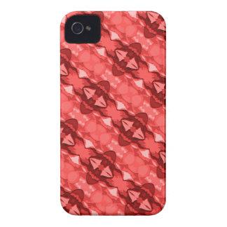 Designer Red Blackberry Bold Case