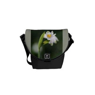 Designer Snowdrop Flower Small Bag Commuter Bags