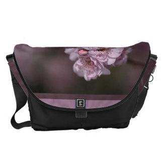 Designer Spring Blossom Pink Large Bag Commuter Bag