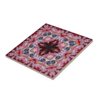 Designer Tile - Indian Fantasy