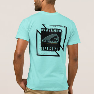 Designer Tshirt, SURFESTEEM_APPAREL brand. T-Shirt