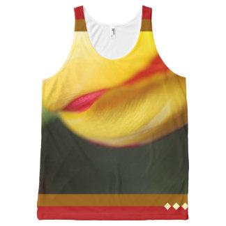 Designer Tulip Dream by bubbleblue All-Over Print Tank Top