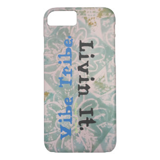 "Designer ""Vibe Tribe"" iPhone 7 Phone Case"