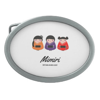Designers belt buckle : Mimiri