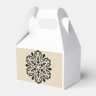 Designers box with Mandala art Wedding Favour Box