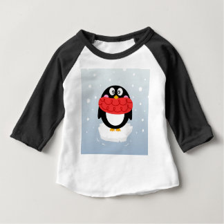 Designers Editon : Sweet penguin Baby T-Shirt