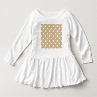 Designers folk dress for baby girl