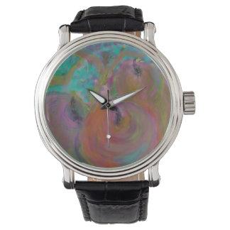 Designer's Fruit design watch