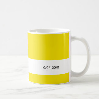 Designer's Fuel Container 0/0/100/0 Coffee Mug
